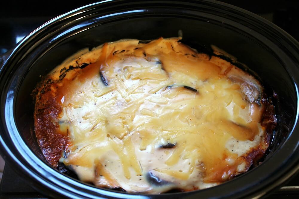 Slow Cooker Moussaka #Slow Cooked Challenge