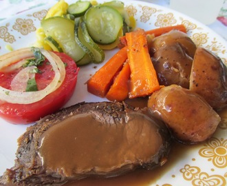 Recipe - Sunday Pot Roast
