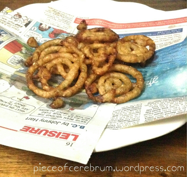 Homemade crispy Jalebi desi style ~ Independence day special!