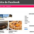 Receitas do facebook