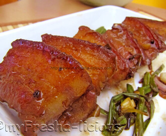 Hong Shao Rou (Chinese Red Cooked Pork)