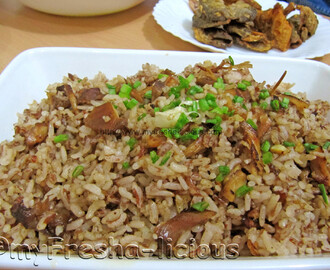 Chicken Rice Adobo
