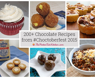 #Choctoberfest 2015 Roundup (with Rescue Chocolate!)