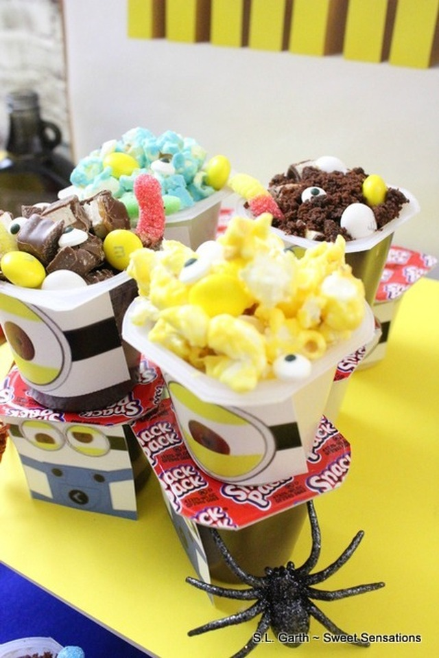 Snack Pack Monster Mash Pudding Cups
