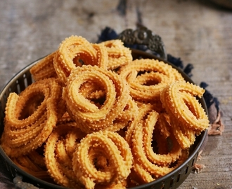 Mullu murukku recipe | Diwali 2015 snack recipes