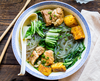 Curried Squash Ramen