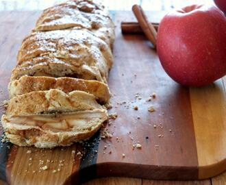 Paleo Apple Strudel (nut-free)