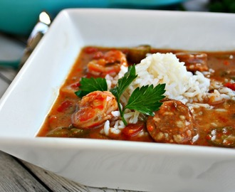 Spicy Cajun IPA Gumbo (With a North Carolina Flair!)