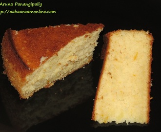 Orange and Poppy Seed Cake – Donna Hay's Recipe