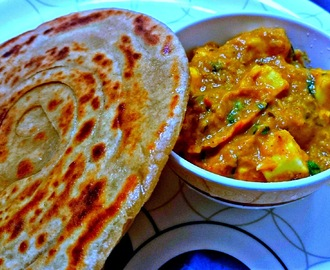 Paneer Lababdaar (Indian Cottage cheese Curry)