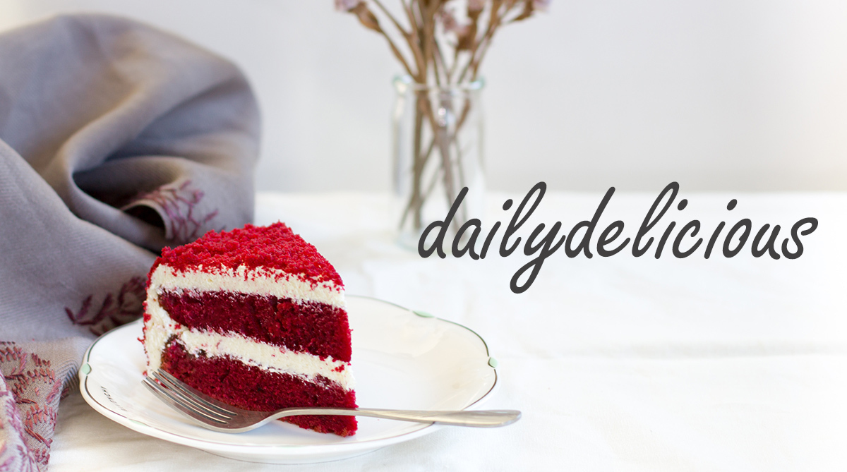 Red Velvet Cake with Milk buttercream