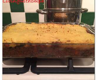 Dairy & Gluten Free Cottage Pie Recipe