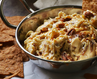 Butter Pecan Cream Cheese Dip #FoodShouldTasteGood