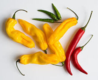 Pepper of the Week - Chili Pepper
