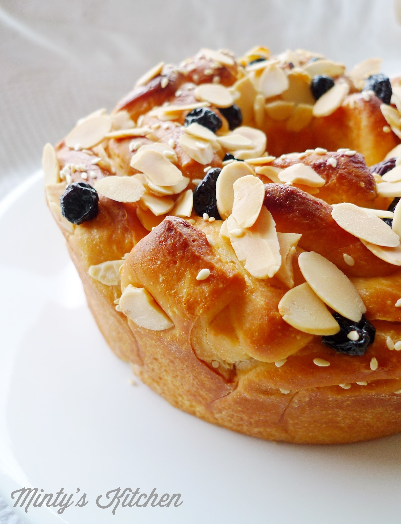 Japanese Cream Pull-Apart Bread