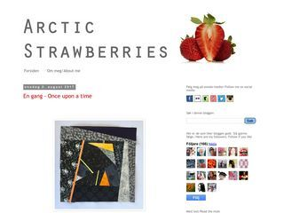 Arctic strawberries