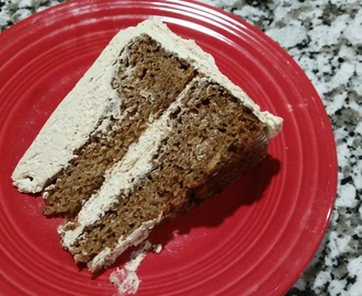 Caramel Apple Spice Cake…Perfect for Fall!