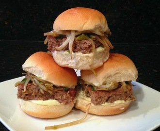 Wild Boar Pacific Rim Sliders #SundaySupper