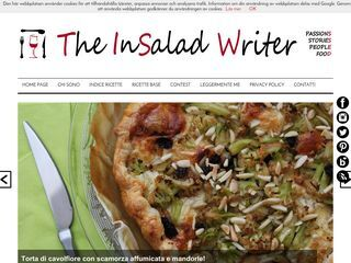 The InSalad Writer
