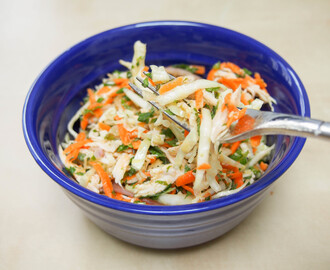 Vietnamese chicken salad #SundaySupper