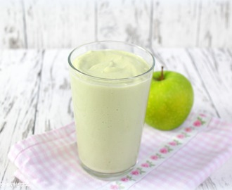 Apfel - Avocado - Smoothie ♡