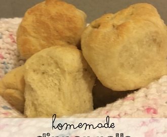 Easy Homemade Thanksgiving Dinner Rolls with Honey Butter | Homemade Dinner Roll and Honey Butter Recipe