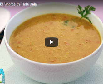 Moong Dal Shorba Recipe Video
