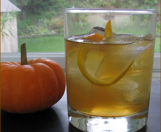 Cocktails for the Fall & Winter