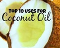 TipsyTuesdays~Top 10 uses for Coconut Oil