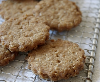 Digestive Biscuits home made