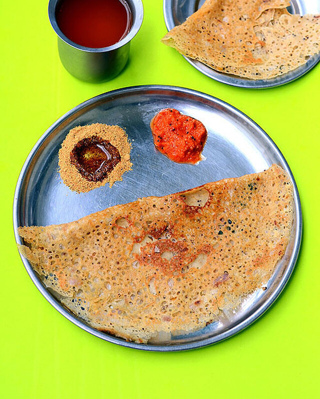Godhuma Dosa(Instant Wheat flour Dosa) Recipe – Easy Breakfast/Dinner Recipes
