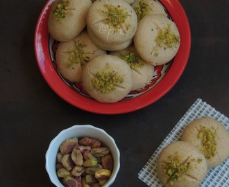 Nankhatai/Wheat Nan Khatai/Indian Nankattai