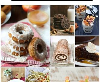Gingerbread Recipes for Cookies, Muffins and Donuts