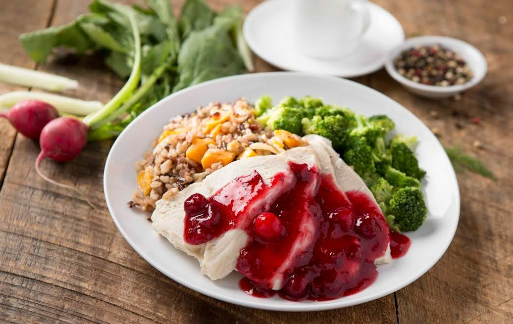 Healthy Thanksgiving Dinner Recipes