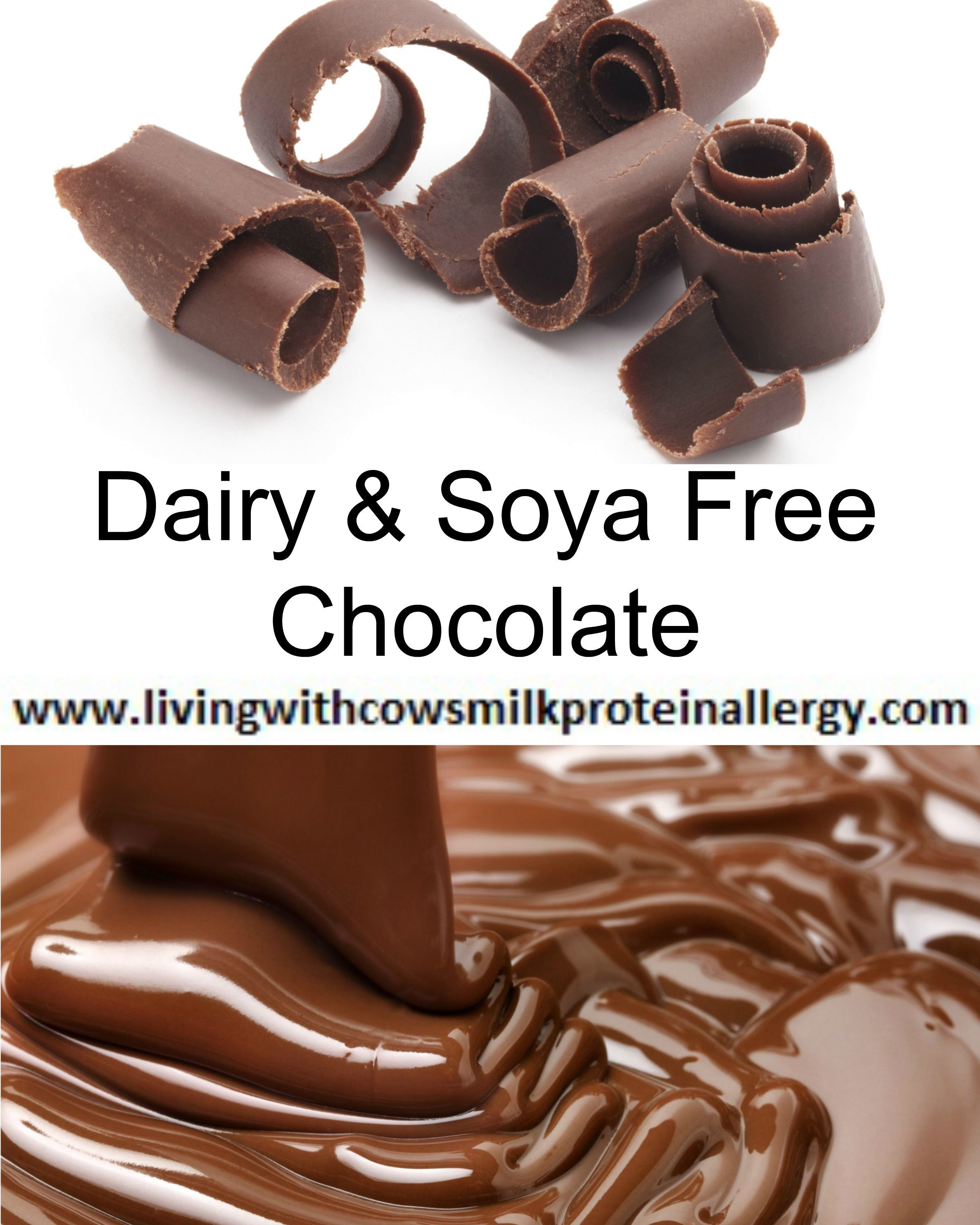 A List Of Dairy & Soya Free Chocolate (UK)