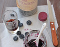 Blueberry and Mirto Jam
