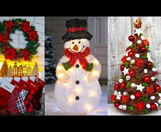 DIY ROOM DECOR! 26 Easy Crafts Ideas at Christmas for Teenagers | NEW YEAR DECOR 2018