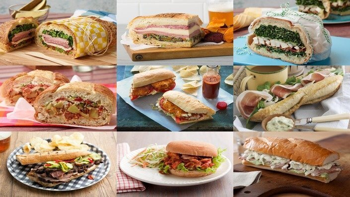 18 Summer Sandwich Recipes to Make Now and Demolish in The Sun Later