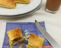 Vegetable Puffs | How to make veg puffs using store bought puff pastry sheet
