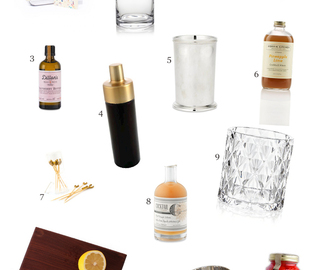 Holiday Gift Ideas 2015: For the Cocktail Lover