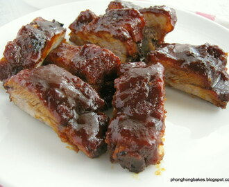 Korean BBQ Slow Cooker Ribs