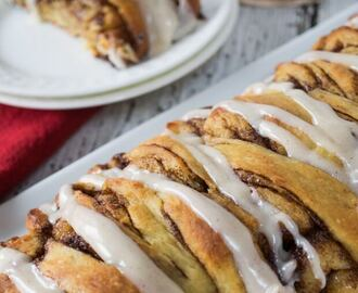 Overnight Brioche Cinnamon Rolls – #Breadbakers