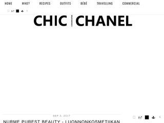 Chic, Conservative and Chanel