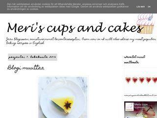Meri's cups and cakes