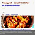 Madappalli - Temple's Kitchen