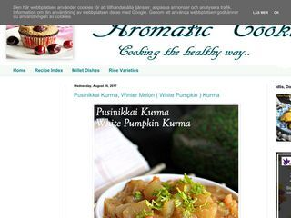 Aromatic Cooking