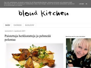Blond Kitchen