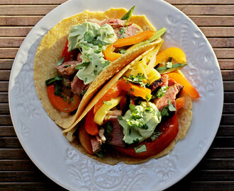 Fajitas! And a really sharp #Giveaway