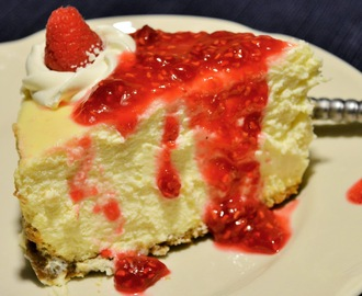 Beginners Guide To Making The Perfect New York Cheese Cake