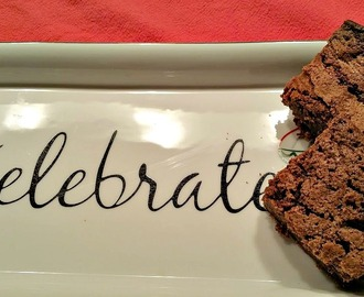 Kahlua-Spice Brownies